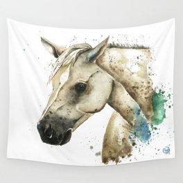 Palomino Horse - Sundance Wall Tapestry