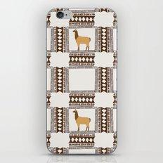 Lamas of Machu Picchu iPhone & iPod Skin