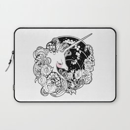 Unicorn Garden Laptop Sleeve