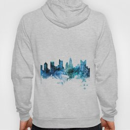 Columbus Ohio Skyline Hoody