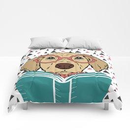 Reading Dog Comforters