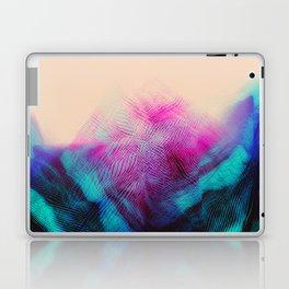 Dark Road Pink Hill Teal Valley Laptop & iPad Skin