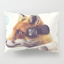 Star Team - Fox Pillow Sham