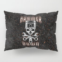 Hammer Down Pillow Sham