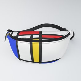 Mondrian Fanny Pack