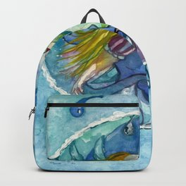 Fairy of the Sea Backpack