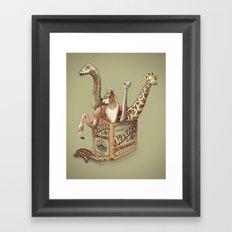 Noah's Ale Framed Art Print