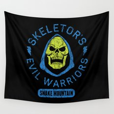 Bad Boy Club: Skeletor's Evil Warriors  Wall Tapestry