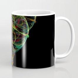 Fractal whirlwind Coffee Mug