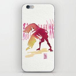 Capoeira 327 iPhone Skin