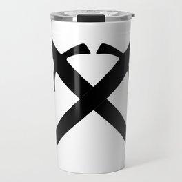 Crossed Daggers Travel Mug