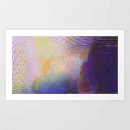 geos Art Print