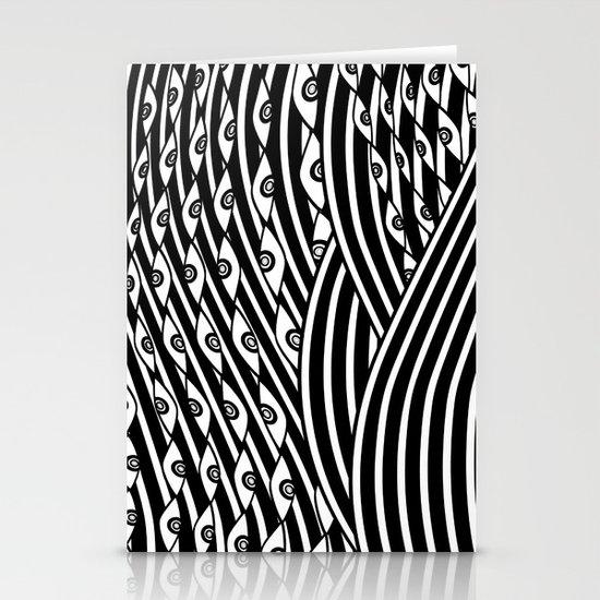 """""""Amok"""" by Drew Litowitz Stationery Cards"""