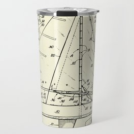 Sailing Rig 01-1967 Travel Mug