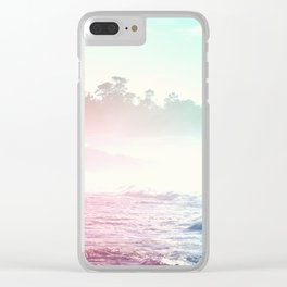 Summer on the Coast Clear iPhone Case