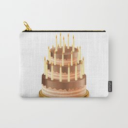 Big chocolate cake Carry-All Pouch