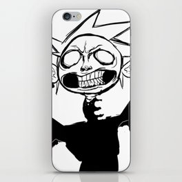 WHERES THE PIZZA iPhone Skin