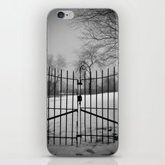 Curiosity Did What... iPhone & iPod Skin