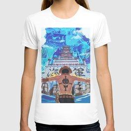 Portgas D Ace OnePiece T-shirt