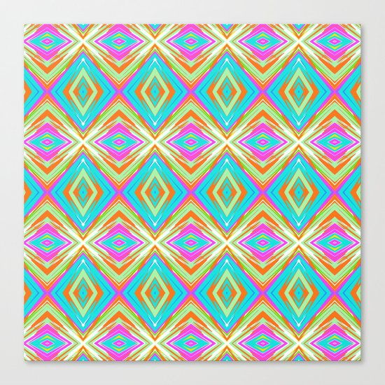 Multi-faceted Canvas Print