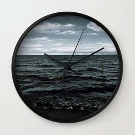 Baltic Sea Wall Clock