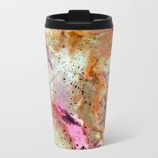 Galaxy (inverted) Metal Travel Mug