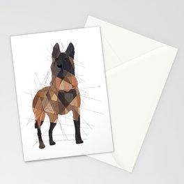Belgian Malinois Stationery Cards