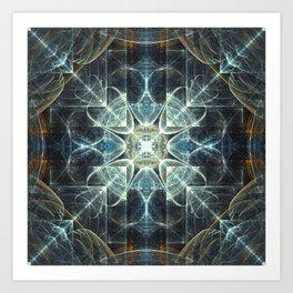 Fractality - Zodiac Art Print