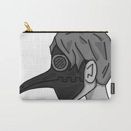 Doctor della peste ma Carry-All Pouch