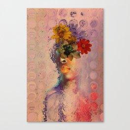 Distant Spring Dreams Canvas Print