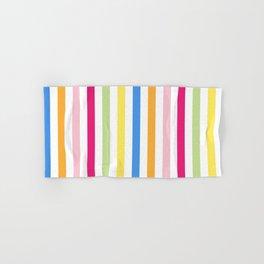 Color Stripes Hand & Bath Towel