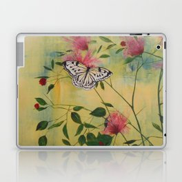 Rice Paper Butterfly Laptop & iPad Skin