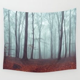 Forest Magic Wall Tapestry
