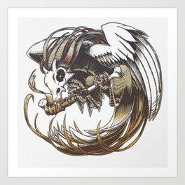 Cueot Art Print