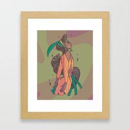 Kala Framed Art Print