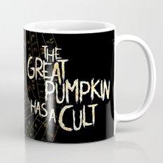 Cult of the Great Pumpkin: Pentagram Mug