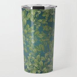 Verdant Leaves Travel Mug