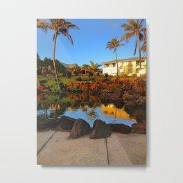 Hawaiin Islands Metal Print
