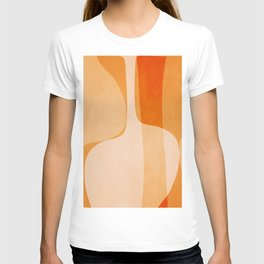 Abstract vases T-shirt