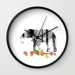 The long path Wall Clock