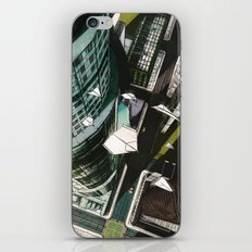 Paper Planes iPhone & iPod Skin