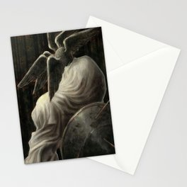 King Night Stationery Cards
