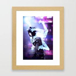 Sei Framed Art Print