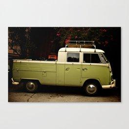 VW Doka Canvas Print