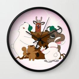 The Magic Tree (Peepoodo) Wall Clock
