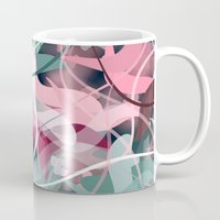 novelty Mugs featuring Spring Birds by Moody Muse