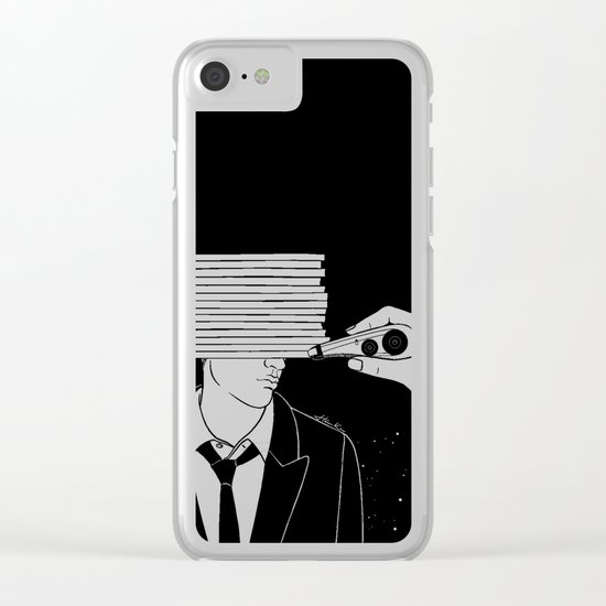 Forget you Clear iPhone Case