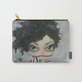 Undead Beauty Queen Carry-All Pouch