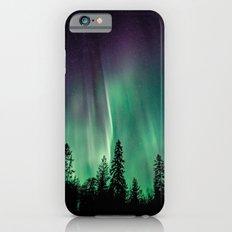 Aurora Borealis (Heavenly Northern Lights) iPhone 6 Slim Case