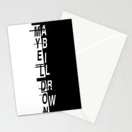 Grimes II Stationery Cards
